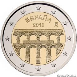 2 euro - Espagne 2016