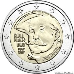 2 euro - Portugal 2017