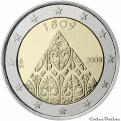 2 euro - Finlande 2009