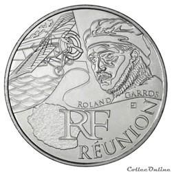10 euros Réunion 2012