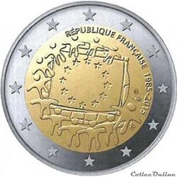 2 euro - France 2015
