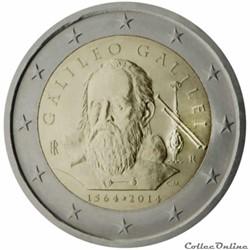 2 euro - Italie 2014