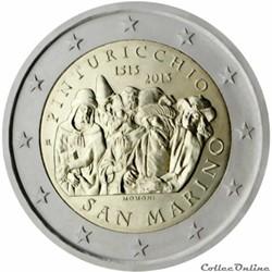 2 euro - Saint-Marin 2013