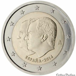 2 euro - Espagne 2014