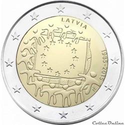 2 euro - Lettonie 2015
