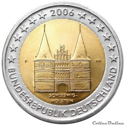 2 euro - Allemagne 2006