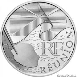10 euros Réunion 2010