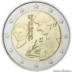 2 euro - Pays-Bas 2011