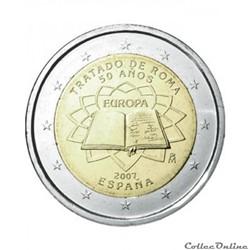 2 euro - Espagne 2007