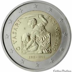2 euro - Saint-Marin 2011