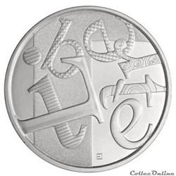 5 euros Liberté 2013