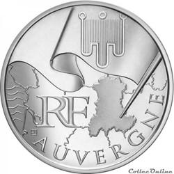 10 euros Auvergne 2010