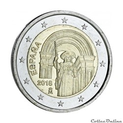 2 euro - Espagne 2018