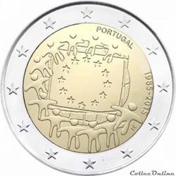 2 euro - Portugal 2015