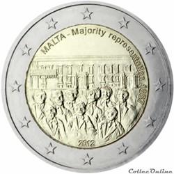 2 euro - Malte 2012