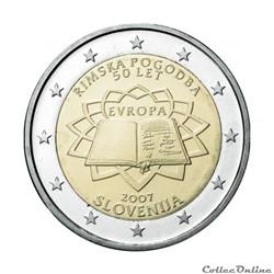 2 euro - Slovénie 2007