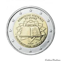 2 euro - Allemagne 2007