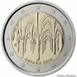 2 euro - Espagne 2010