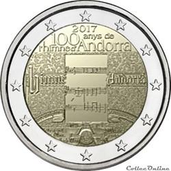 2 euro - Andorre 2017