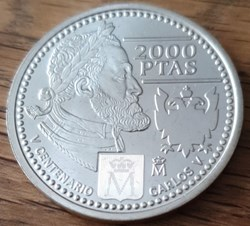 2000 pesetas 2000