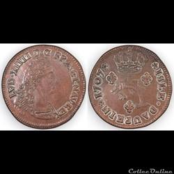JETON ISLE DAUPHIN (fantasy coin)