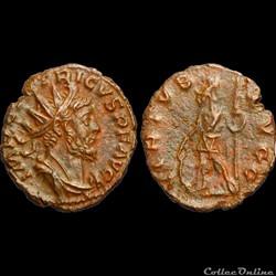 TETRICUS Ier - Antoninien - 274 - Trèves