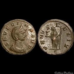 SEVERINE - Demi Aurelianus - 275 - Rome