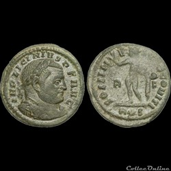 LICINIUS I - Follis ou Nummus - 314 - Rome - 2e Officine - Type 3