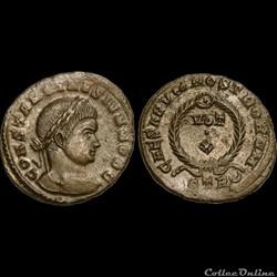 CONSTANTIN II - Centenionalis ou Nummus ...