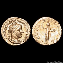 GORDIEN III - Antoninien - 240-243 - Rome - 1er Officine