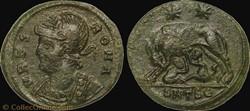 ROME - Centenionalis ou nummus - 330-333...