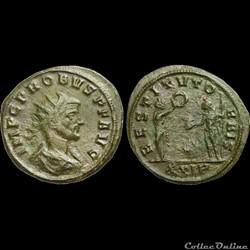 PROBUS - Aurelianus - 278 - Siscia - 3e ...
