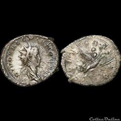 VALERIEN II Antoninien - 259-260 - Trève...