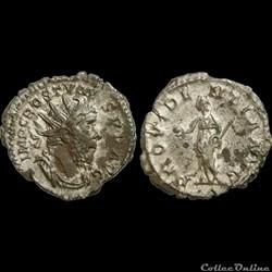 POSTUME - Antoninien - 263-265- Trèves -...