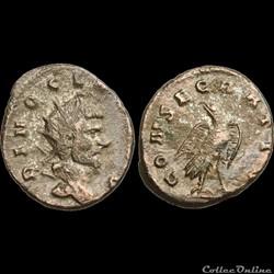 CLAUDE II LE GOTHIQUE - Antoninien - 270 271 - Rome