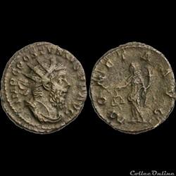 POSTUME - Antoninien - 263-265- Trèves