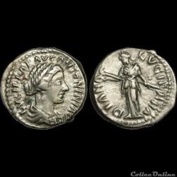 LUCILLE - Denier - 161 162 - Rome
