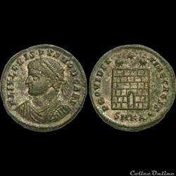 CRISPUS - Centenionalis ou Nummus - 325-...