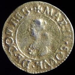 0160v - Marie de Montpenser (1608-1627),...