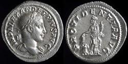 Severus Alexander, Denarius