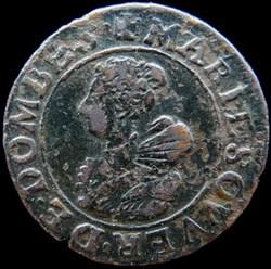 01580 - Marie de Montpensier (1608-1627)...