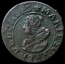 01570 - Marie de Montpensier (1608-1627)...