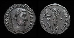 Maximinus II Daia, follis