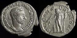 Macrinus, Denarius