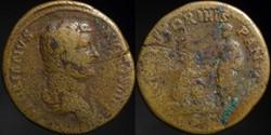 Hadrian, Sestertius