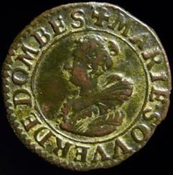 01520 - Marie de Montpensier (1608-1627)...