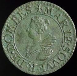 01510 - Marie de Montpensier (1608-1627)...