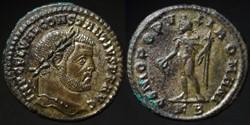 Constantius, Follis