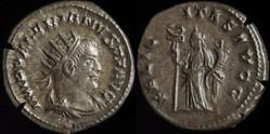 Valerian, Antoninianus