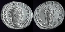 Philippus I, Antoninianus